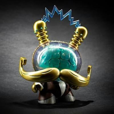 "Cognition Enhancer Dunny Sunday's Best Edition 8"" Vinyl Figure by Doktor A x Kidrobot"