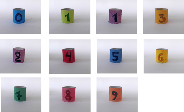 αριθμοί, μαθαίνω τους αριθμούς, τουβλάκια, παιχνίδι, χειροτεχνίες, παιδικό παιχνίδι,