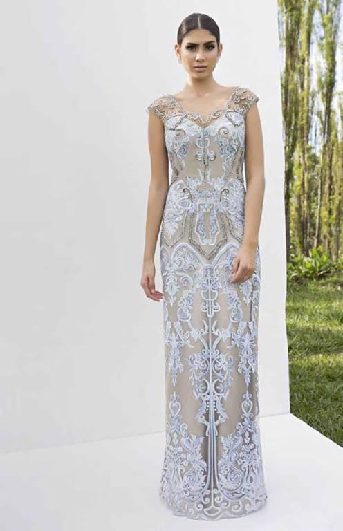 vestido de madrinha de casamento noite