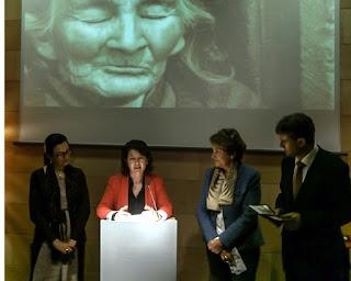 Carmen Garcia Gallardo Comisaria Exposicion