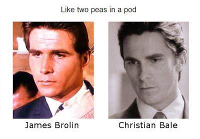James Brolin and Christian Bale