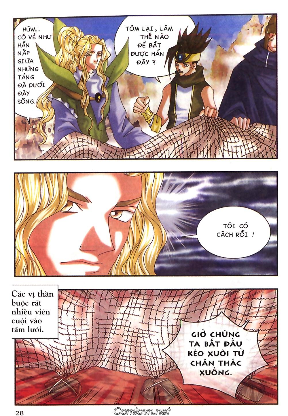 Thần thoại Bắc Âu - Chapter 47: Gieo gió gặt bão - Pic 29