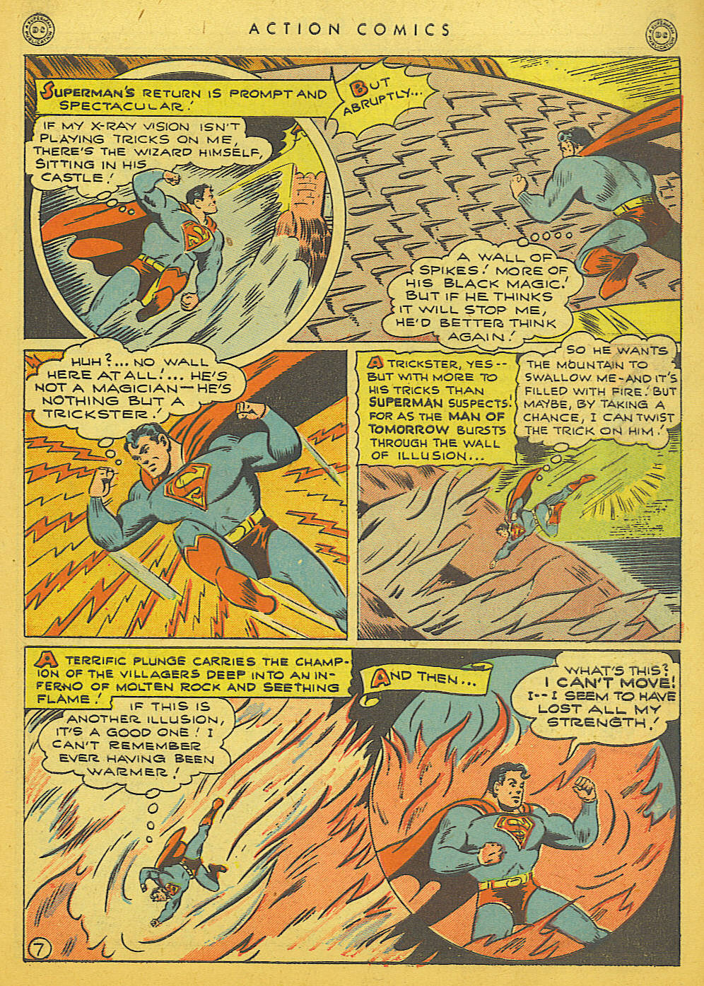 Read online Action Comics (1938) comic -  Issue #86 - 9