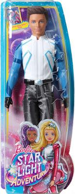 TOYS : JUGUETES - BARBIE   Una Aventura Espacial - Príncipe : Muñeco  Star Light Adventure - Prince : Doll  Producrto Oficial Película 2016 | Mattel DLT24 | A partir de 3 años  Comprar en Amazon España & buy Amazon USA