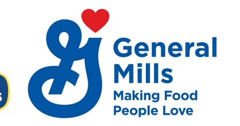 general mills logo white - photo #11