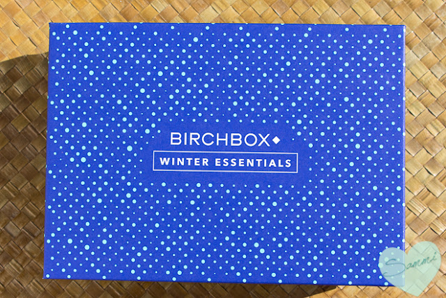 Birchbox: December 2015 Review Winter Essentials Unboxing and Review