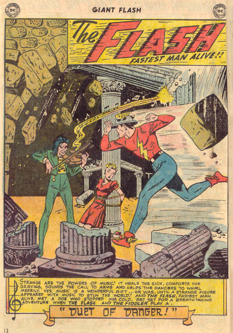 Read online All-Flash comic -  Issue #32 - 2