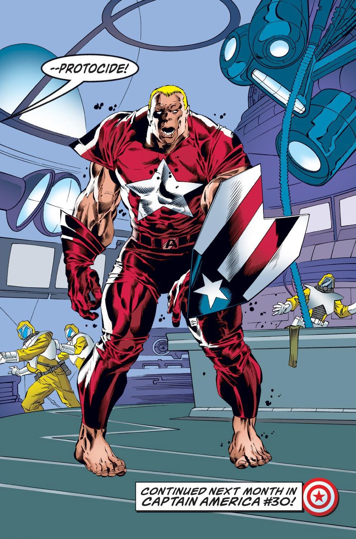 Captain America (1998) Issue #29 #35 - English 22