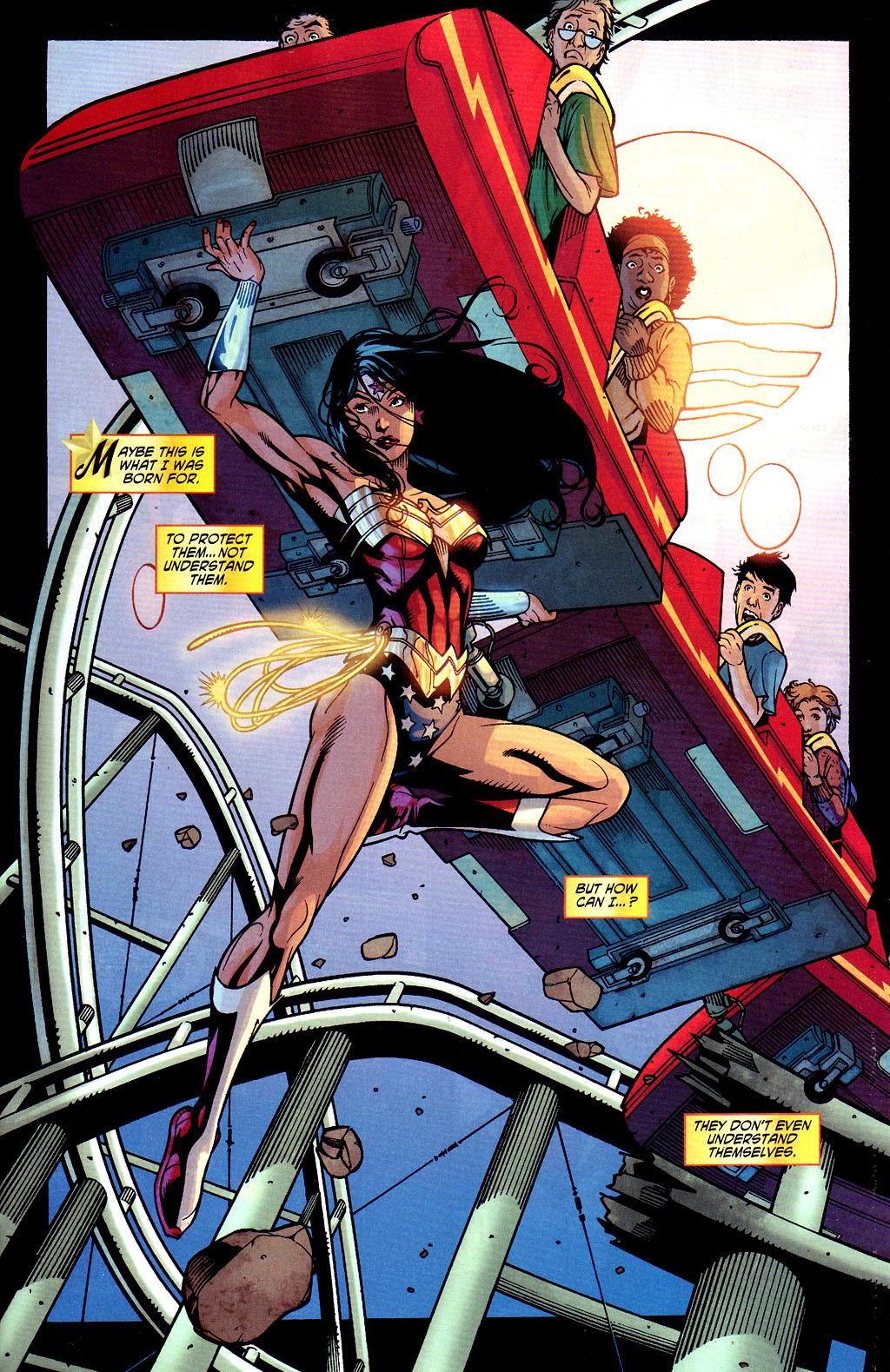Read online Wonder Woman (2006) comic -  Issue #6 - 8