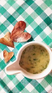Kuchnia dawna dzisiaj…sos szczypiorkowy ;)