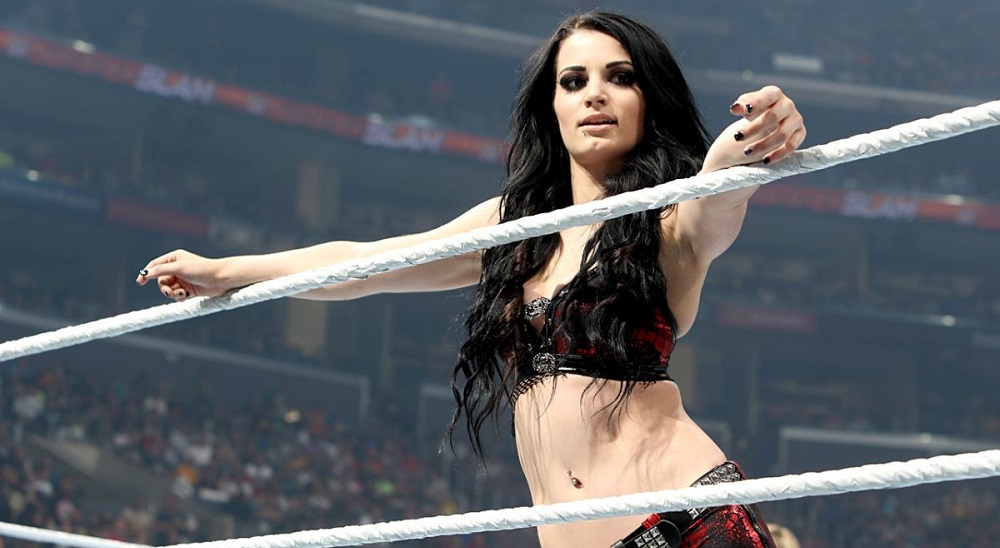 Paige wwe leaked video