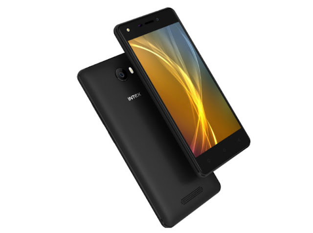 Intex Elyte 6 smartphone:it price and specification
