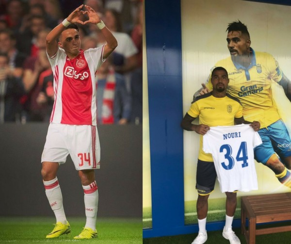 Kevin Boateng vows to wear Shirt in support of Nouri throughout next season