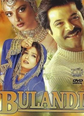 Poster of Bulandi (2000) Full Movie [Hindi-DD5.1] 720p DVDRip ESubs Download