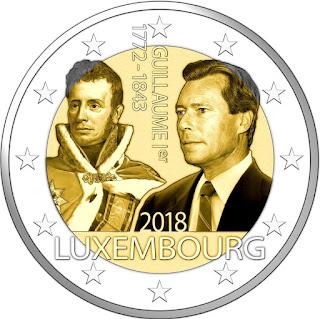 2018 Luxemburgo