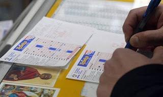 Τζόκερ: Ένας υπερτυχερός κερδίζει τα 5,7 εκατ. ευρώ