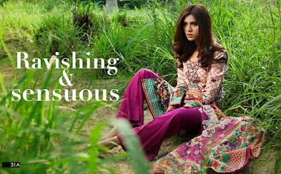 Ravishing summer printed lawn 2017 collection