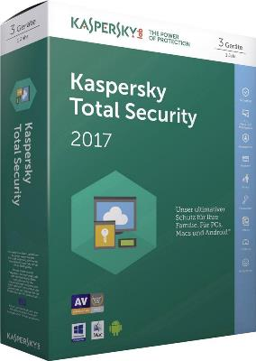 Download Kaspersky Total Security 2017 + Ativação