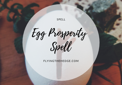 Egg Prosperity Spell
