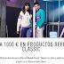 Gana 1000€ en Reebok Classic