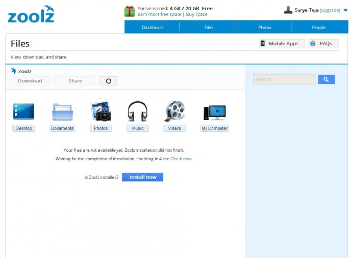 Zoolz App Review MOBILElife - zoolz review