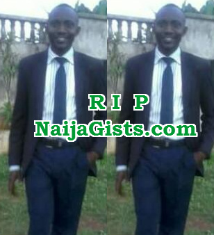 ekiti doctor saw death coming