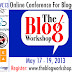 Are you ready for The Blog Workshop?
