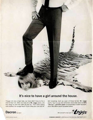 Leggs -- It's nice to have a girl around the house