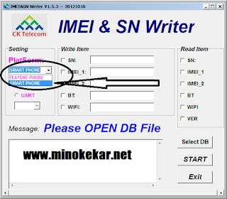 MTK (MTK 6582&6589) သုံး CPU ဖုန္းမ်ား Unknown Baseband နဲ႕ IMEI & SN Error ေတြကို DB File ေလးနဲ႕ Fix ၾကမယ္. 2