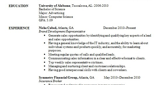 Data Entry Resume Examples In Word Format Free Download