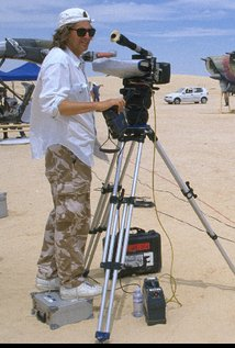 Roger Christian. Director of Stranded