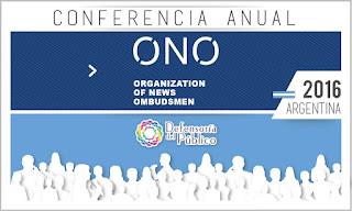Argentina: Conferencia Anual ONO y IV Seminario Ibero-Americano de Defensorías Públicas