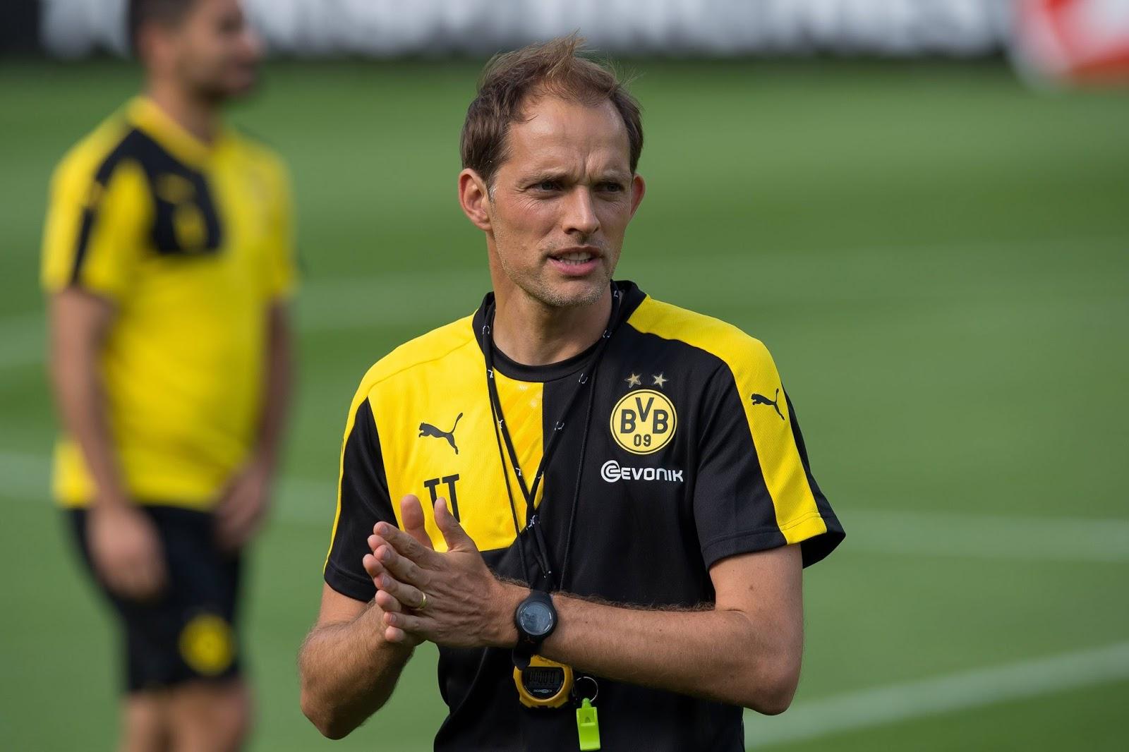 Tuchel: Bye-Bye Dortmund