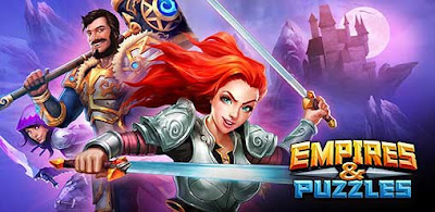 Empires & Puzzles: RPG Quest Apk + Mod for Android Online