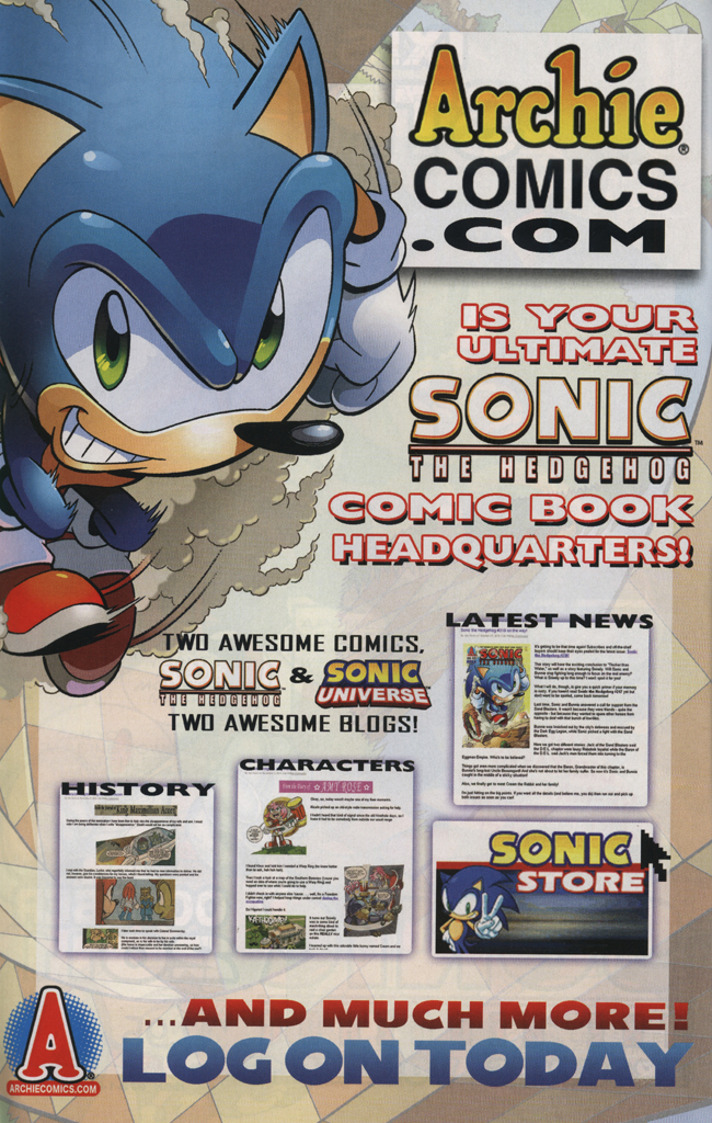 Read online Sonic The Hedgehog comic -  Issue #228 - 14