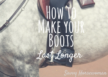 How to Make Your Boots Last Longer Than Ever