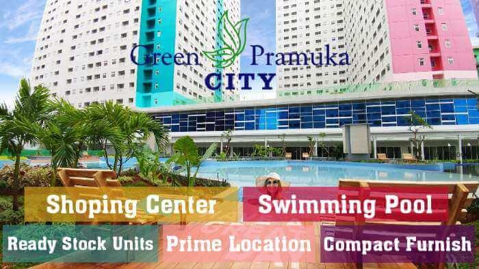 Memilih Apartemen Green Pramuka City yang Nyaman dan Aman