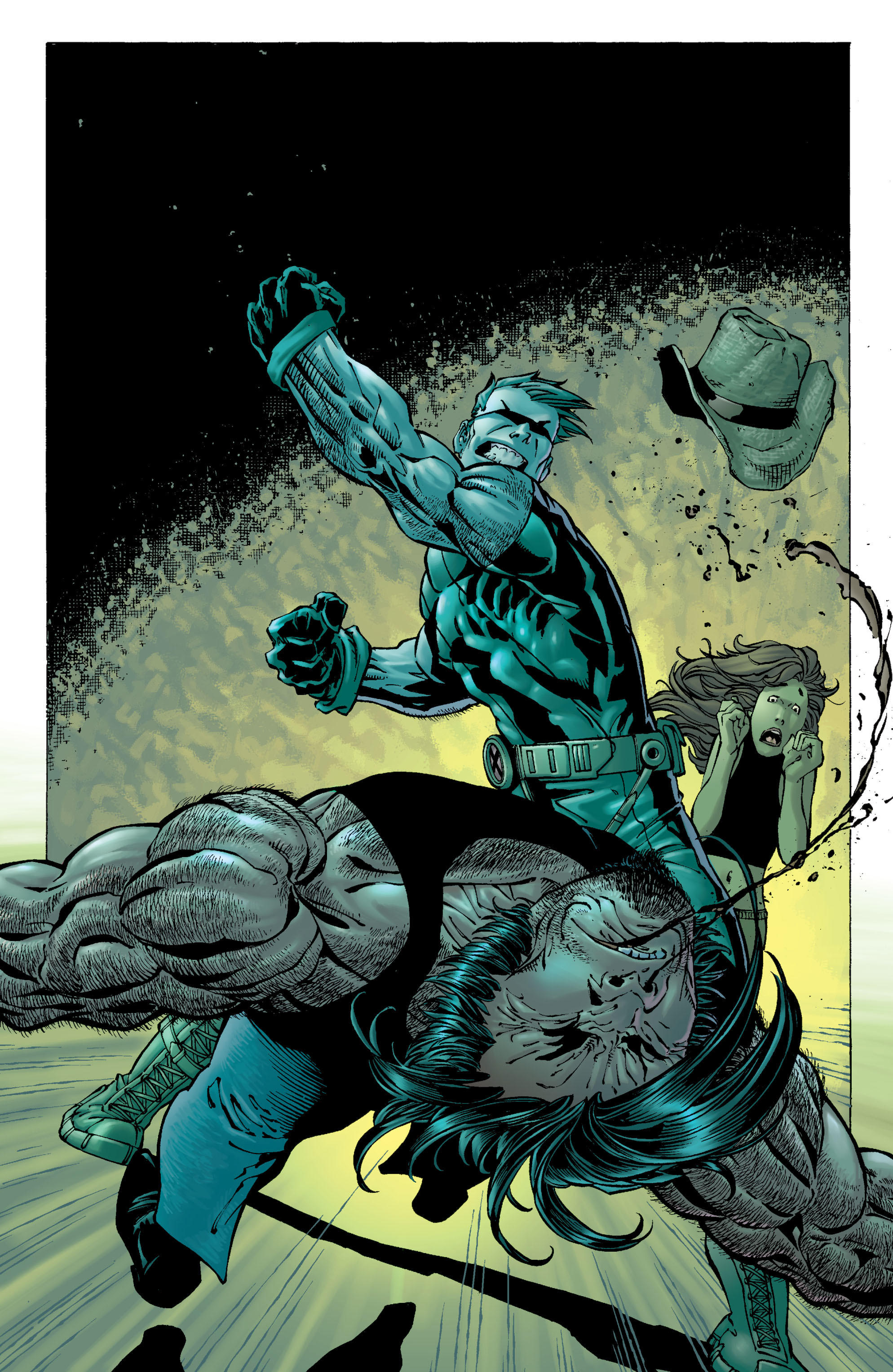 Read online Ultimate X-Men comic -  Issue #22 - 15