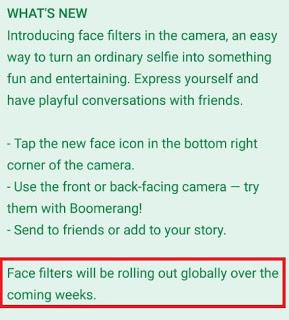 Kenapa Face Filter Tidak Muncul di Instagram Stories?
