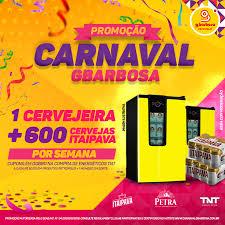 Promoção de Carnaval GBarbosa -