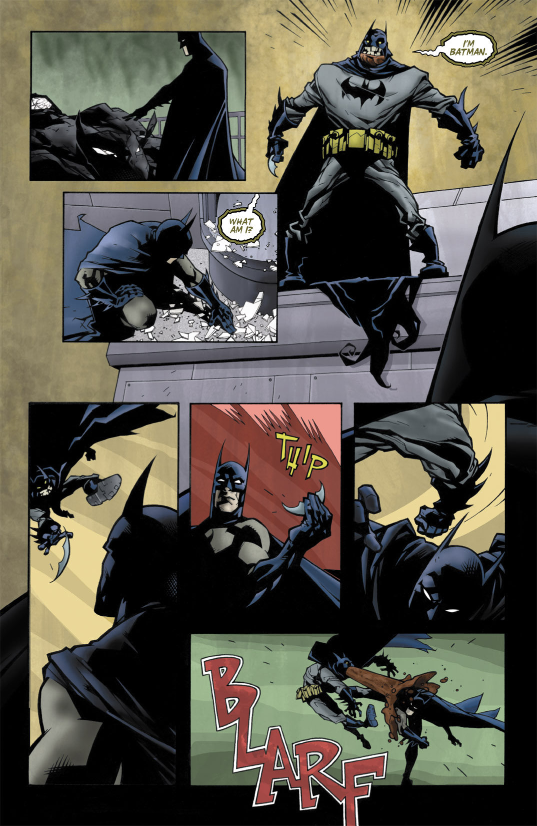 Detective Comics (1937) 805 Page 26