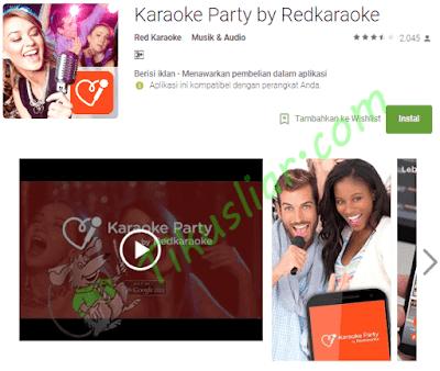 Aplikasi Androidkaraoke untuk hp android gratis apk