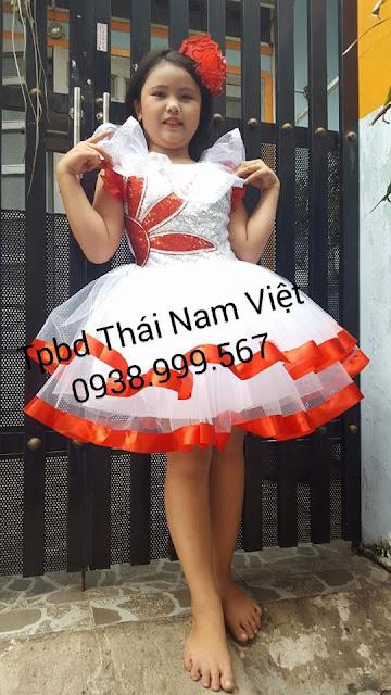 May bán cho thuê váy múa trẻ em tại Tân Phú 0938038484