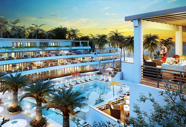 Khu nghỉ nghỉ dưỡng cao cấp Mediterraneo Resort