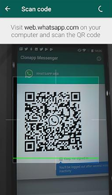 Cara Sadap Whatsapp Orang Lain Dengan Clonapps Messenger