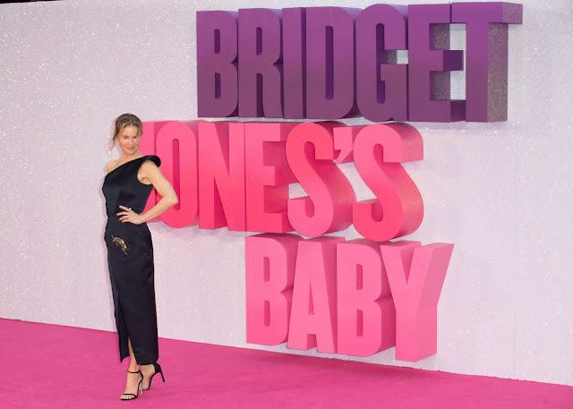 HD Photos & Wallpapers of Renee Zellweger at Bridget Jones Baby London Premiere