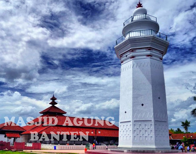Gambar Masjid Agung Banten