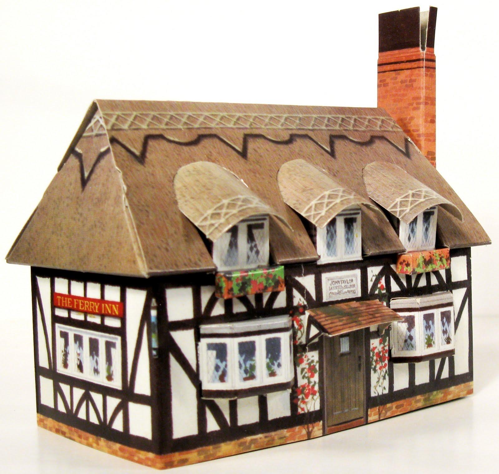 Econtampan Kellogg S Uk Paper Village Inn