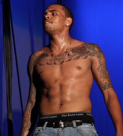 Celebrity Tattoos Designs Celebrity Tattoos Chris Brown