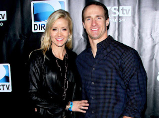 Drew Brees S Wife Brittany Brees Partner Intro
